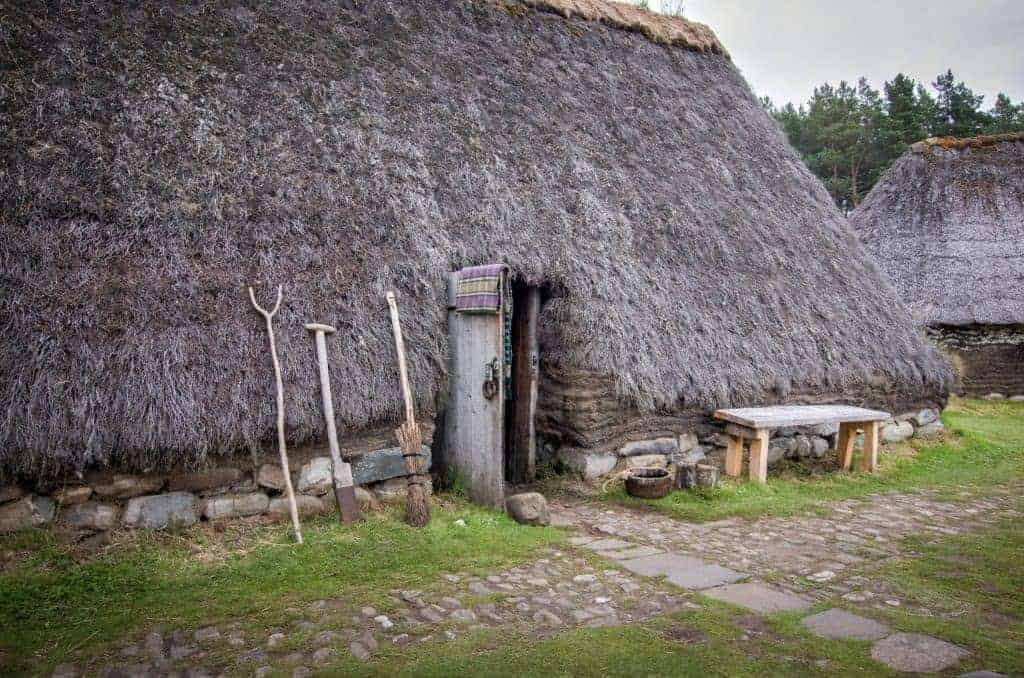 The Outlander Tour - The Highland Village