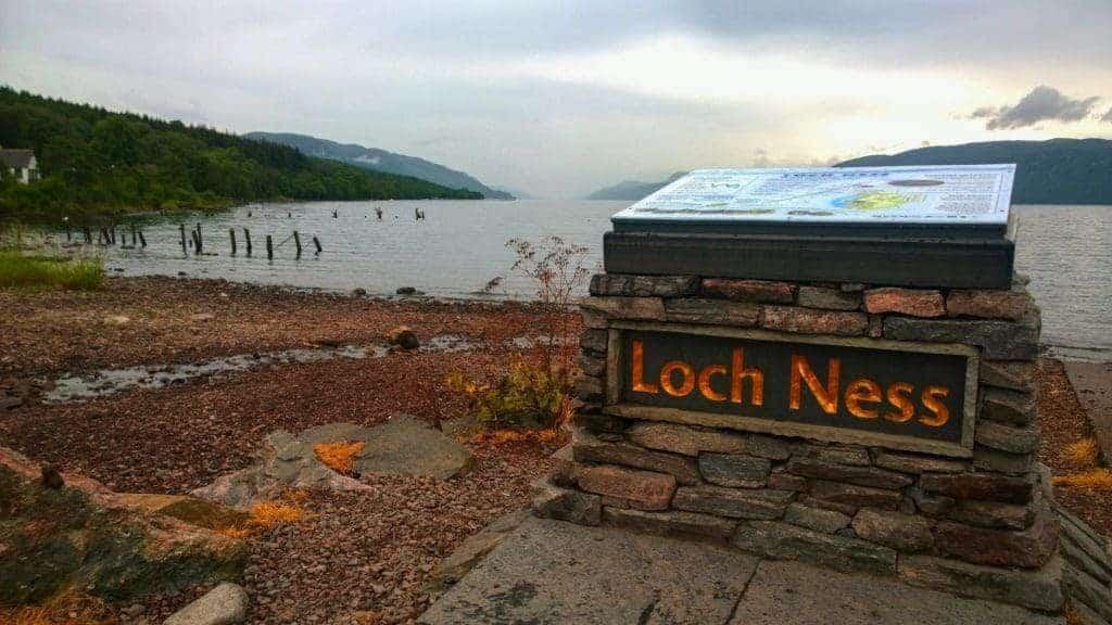 Outlander - Loch Ness
