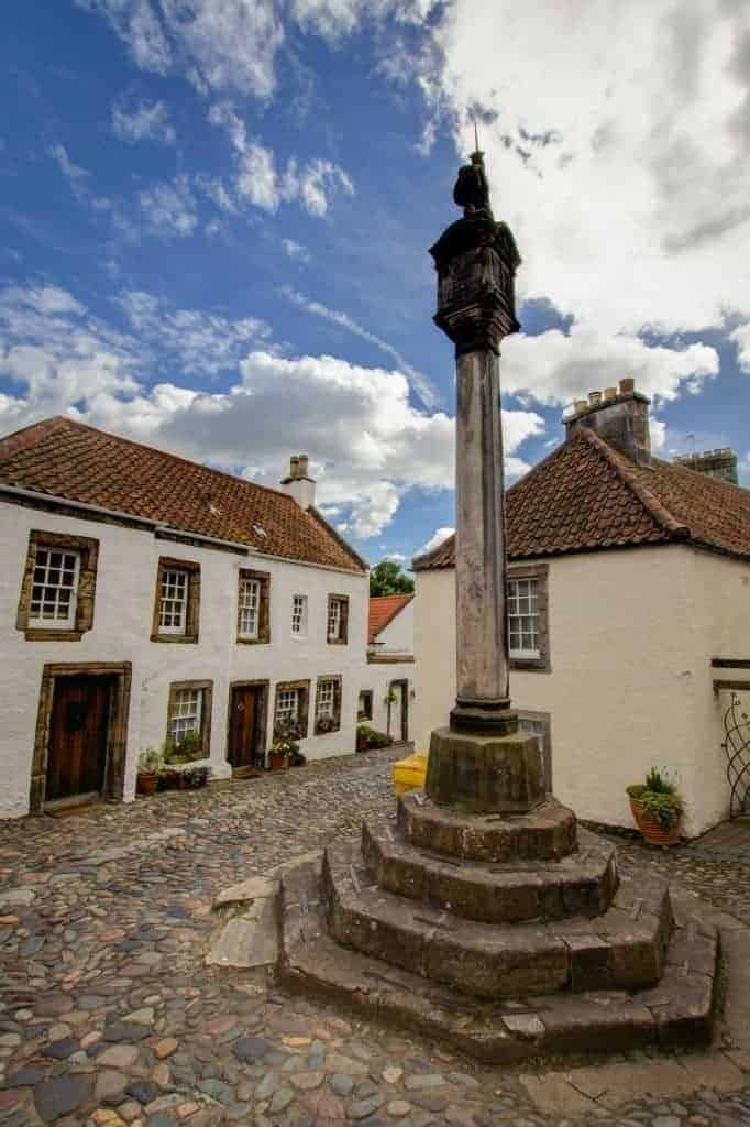 The Outlander Tour - Cranesmuir