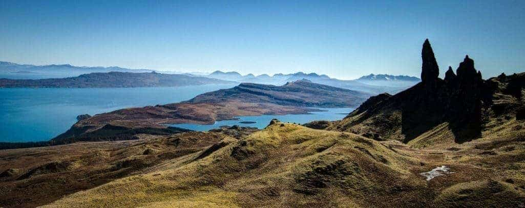 One Man's Beautiful Breakthrough as he Journeyed through Scotland...