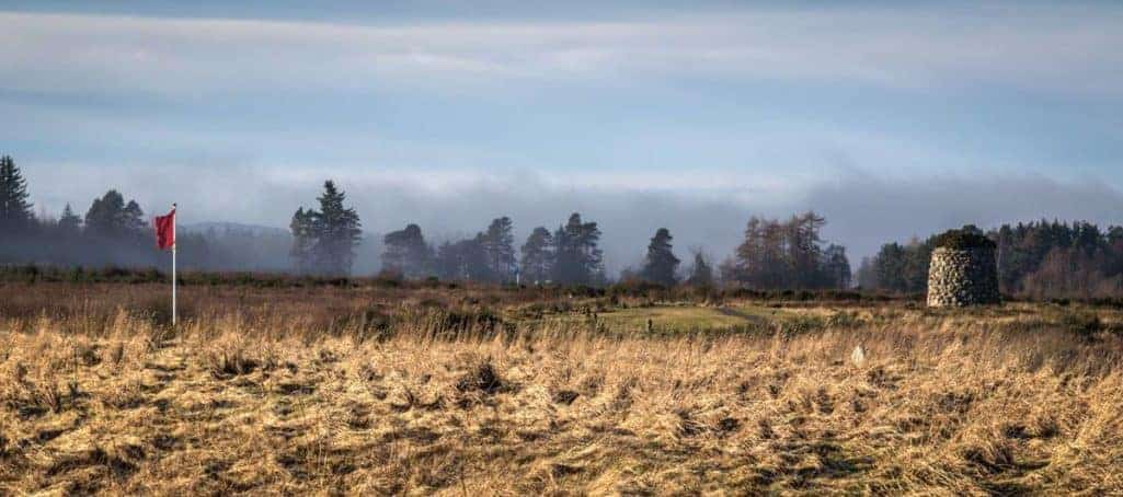Past Life Memories of Culloden...