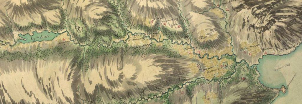 © British Library Board 175.t.3 (Map used with permission -https://www.bl.uk)