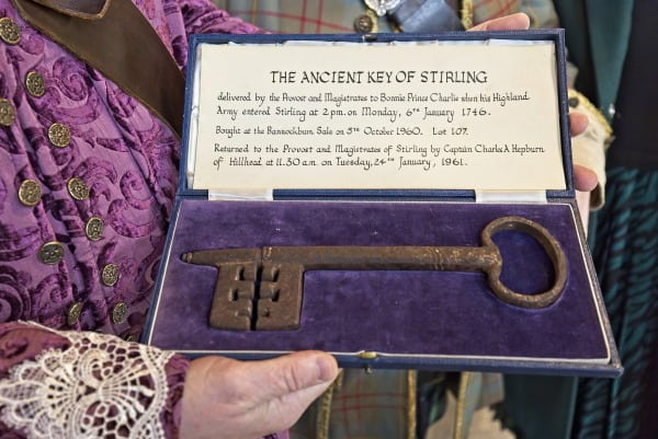 The Ancient Key of Stirling